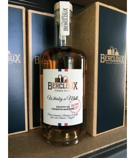 Whisky Single Malt TOURBE Bercloux